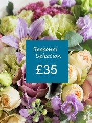 Florists Choice Seasonal Flowers